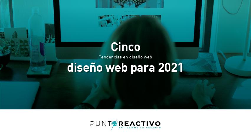 Diseño web para 2021